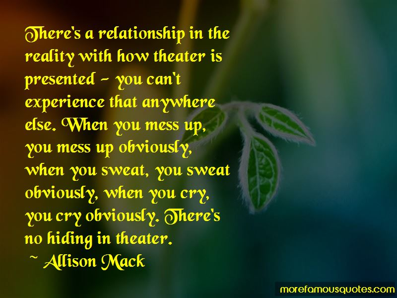 Quotes About Mess Up A Relationship: top 8 Mess Up A ...