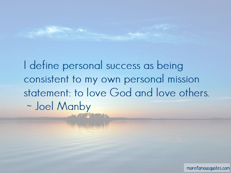 Quotes About Mission Statement