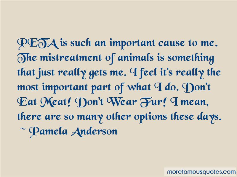 Quotes About Mistreatment Of Animals