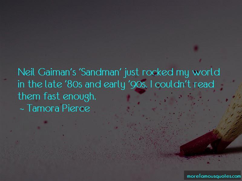 Quotes About Mr Sandman