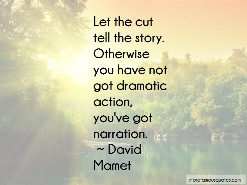 Quotes About Narration
