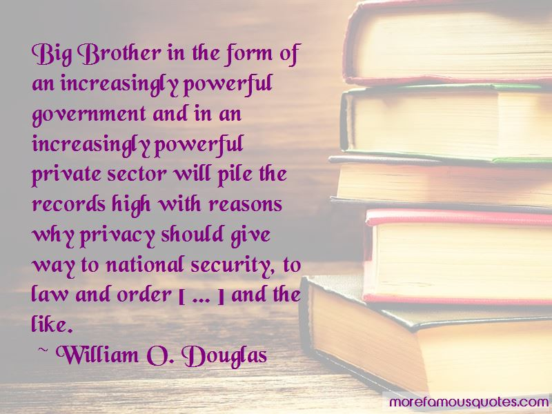 National Security And Privacy Quotes Pictures 3