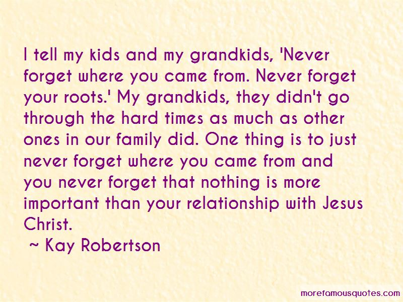 Never Forget Your Roots Quotes Pictures 2