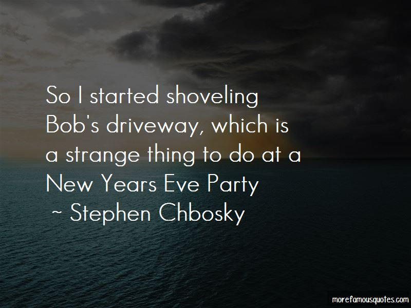 Quotes About New Years Eve Party