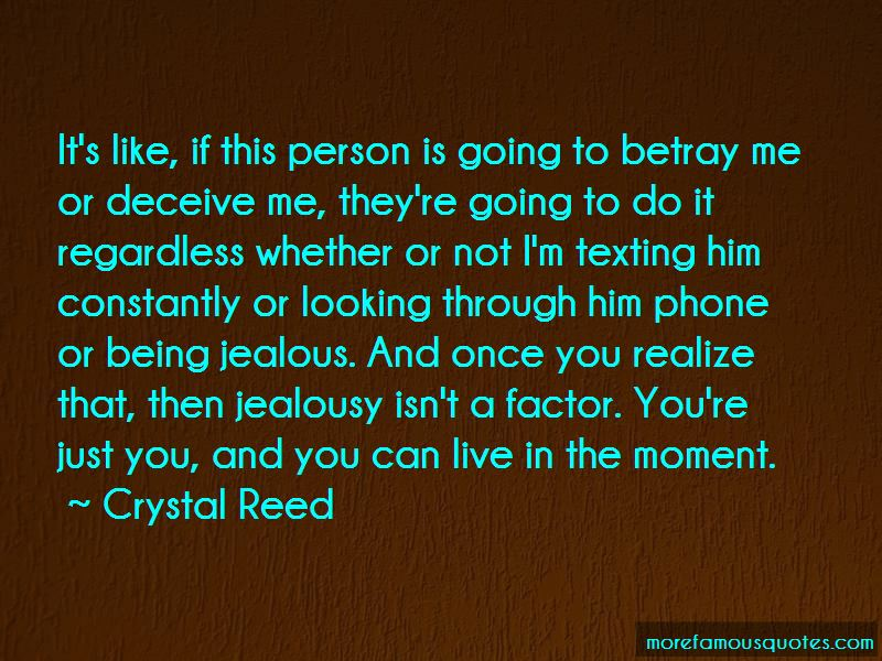 Not Being A Jealous Person Quotes Pictures 2