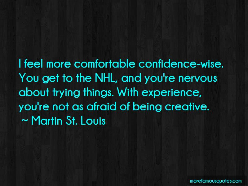 Not Being Comfortable Quotes Pictures 3