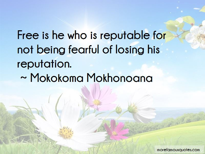Quotes About Not Being Fearful
