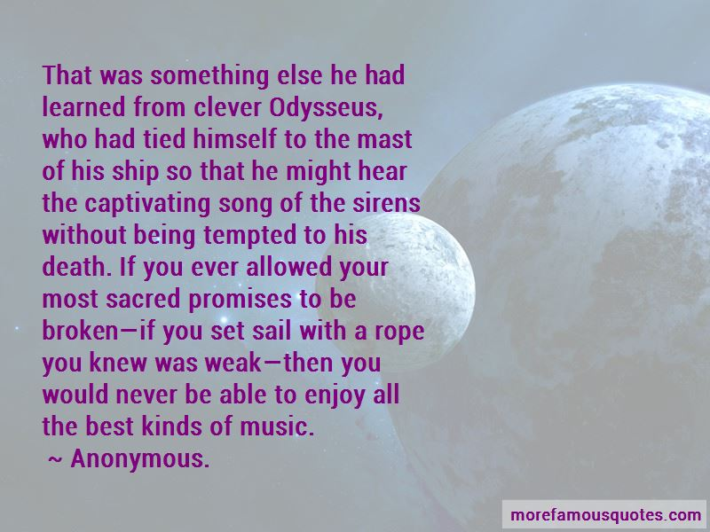 Odysseus And The Sirens Quotes Pictures 3