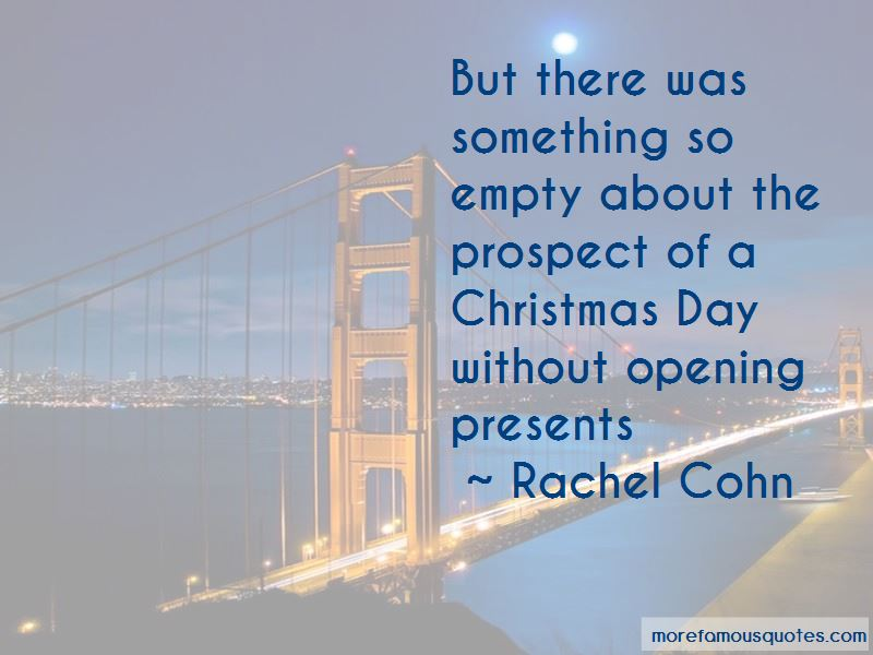 Quotes About Opening Presents