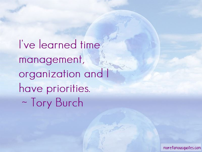 Organization And Time Management Quotes Pictures 2