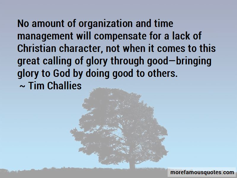 Quotes About Organization And Time Management