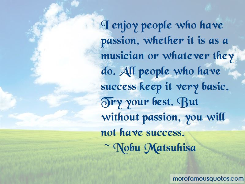 Passion And Success Quotes Pictures 3