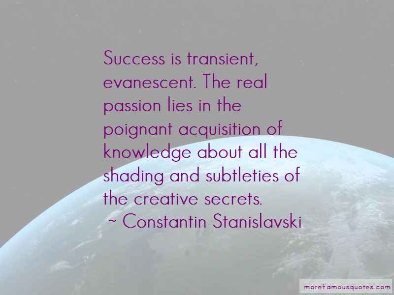 Quotes About Passion And Success