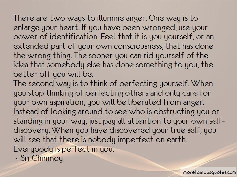 Quotes About Perfecting Yourself