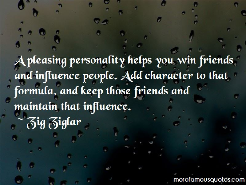 Pleasing Personality Quotes Pictures 4