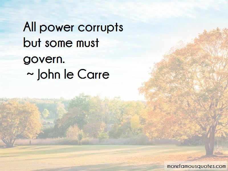 Power Corrupts Quotes Pictures 2