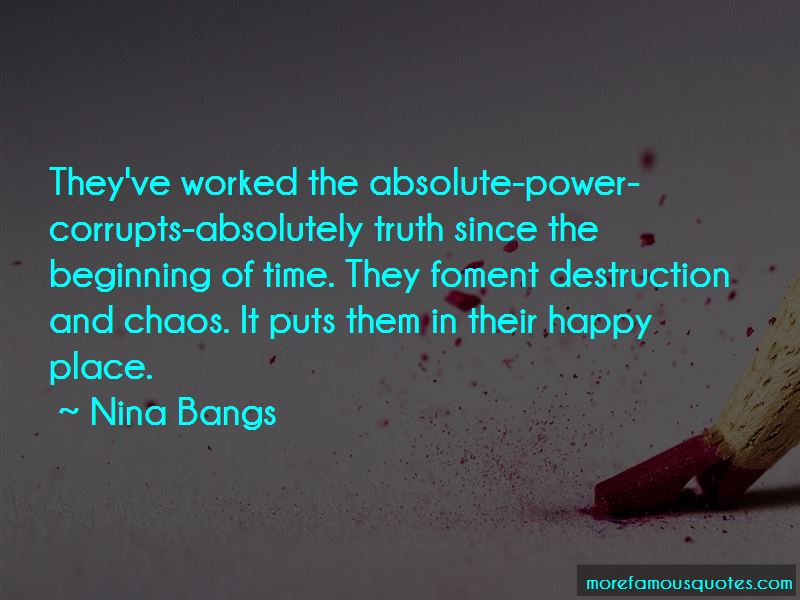 Power Corrupts Quotes Pictures 4