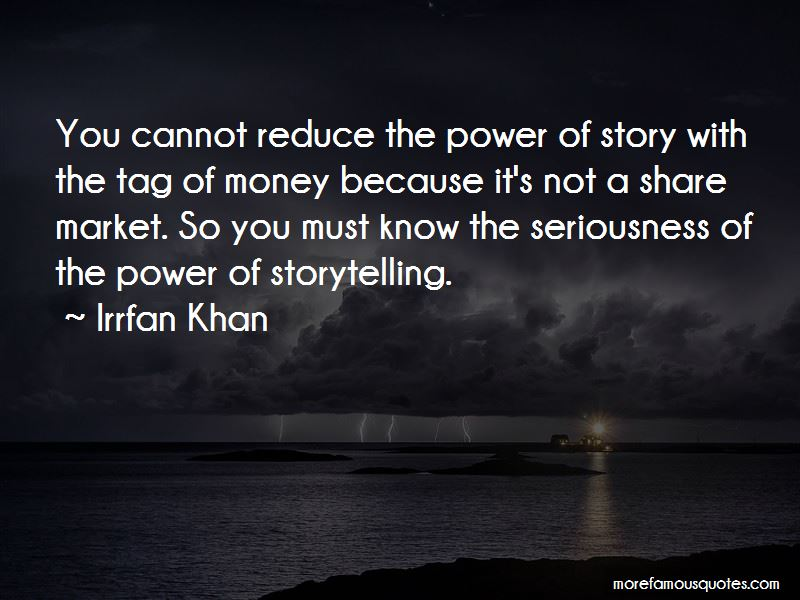 Quotes About Power Of Storytelling