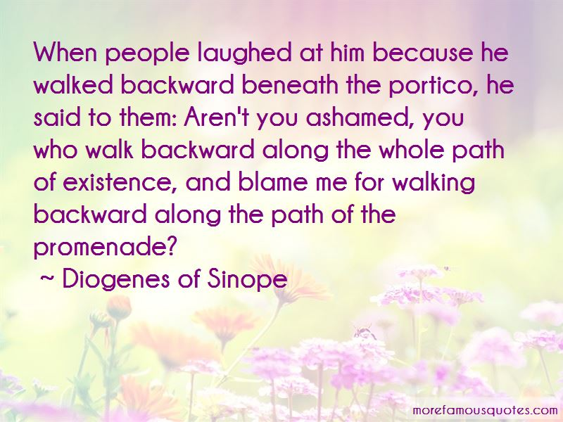 Quotes About Promenade
