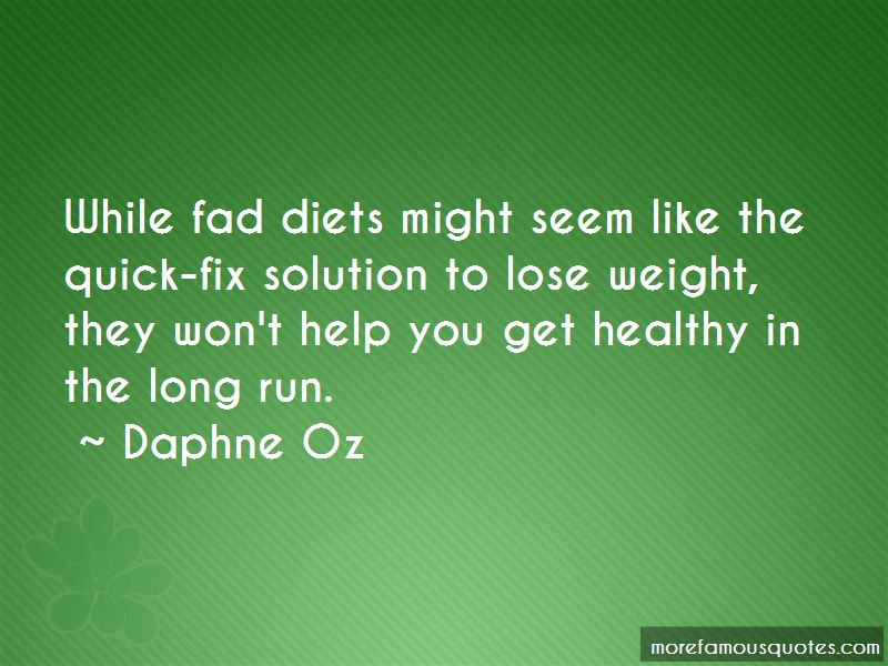 Quotes About Quick Fix