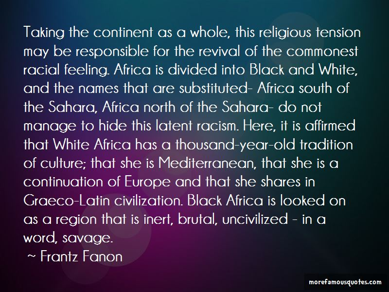 Racism In South Africa Quotes Pictures 2