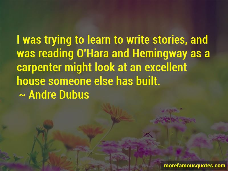 Quotes About Reading Hemingway