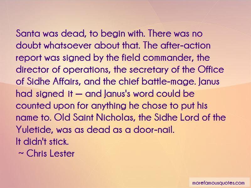 Quotes About Saint Nicholas