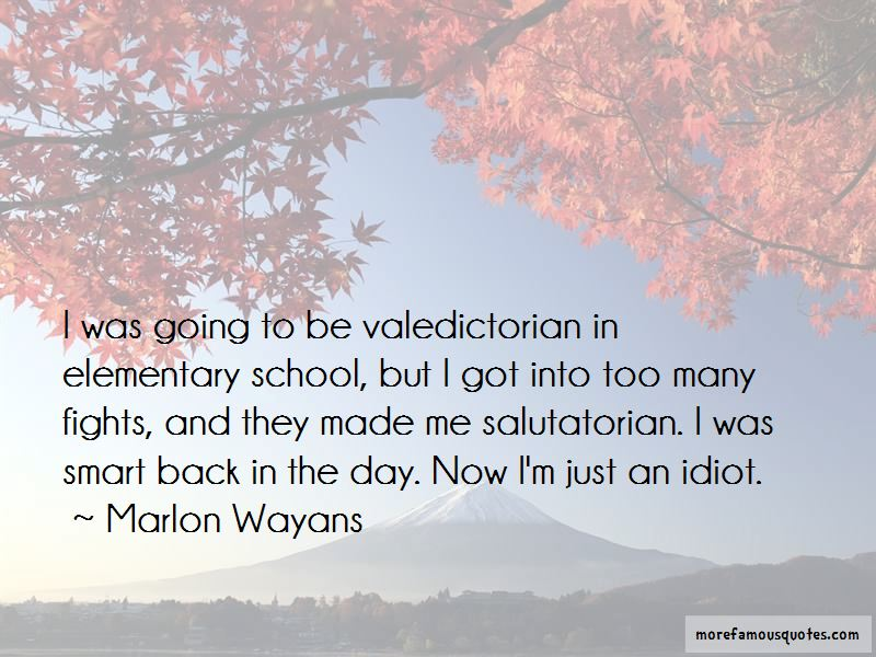 Quotes About Salutatorian