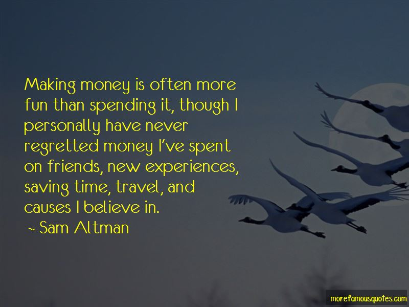 Quotes About Saving Money For Travel