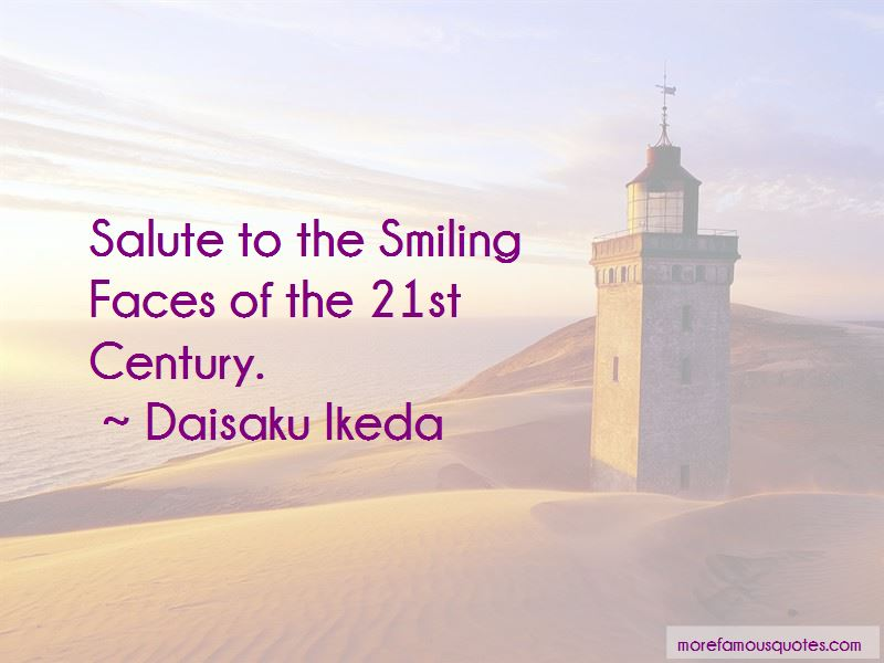 Quotes About Smiling Faces