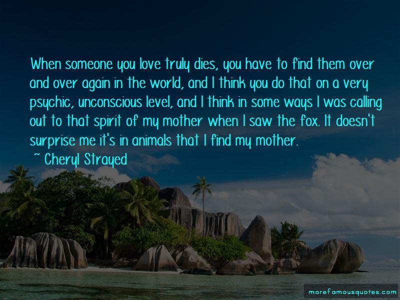 Quotes About Spirit Animals
