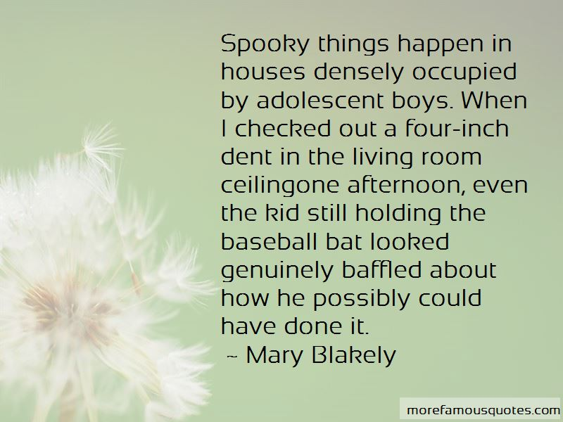 Spooky Things Quotes Pictures 2