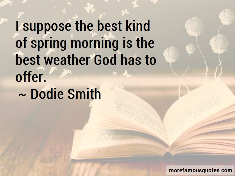 Spring Weather Quotes Pictures 4