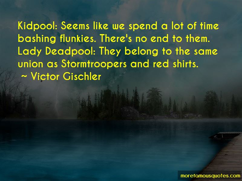 Quotes About Stormtroopers