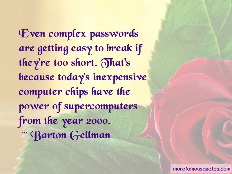 Supercomputers Quotes Pictures 4