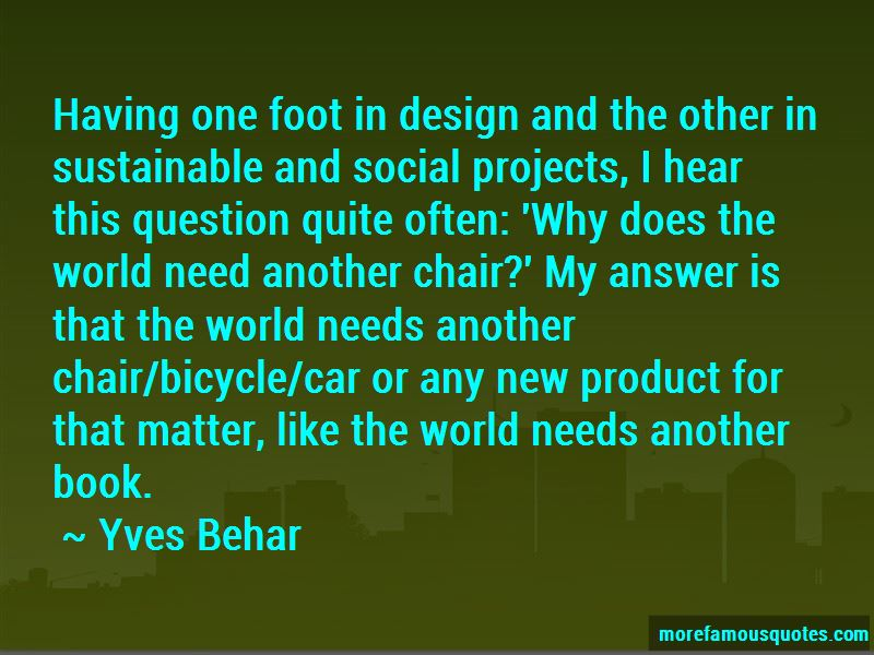 Sustainable Design Quotes Pictures 3