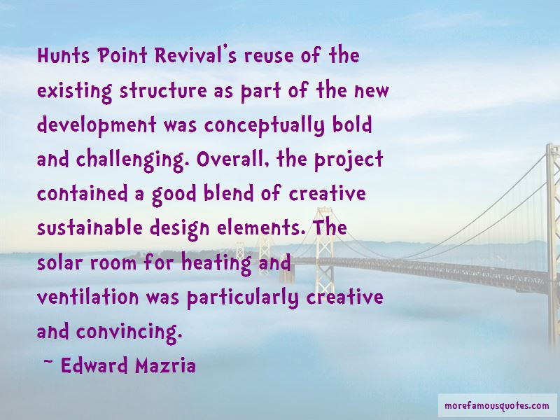 Quotes About Sustainable Design
