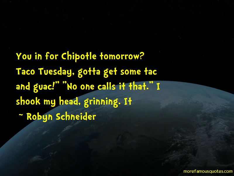 Quotes About Taco Tuesday: top 1 Taco Tuesday quotes from ...