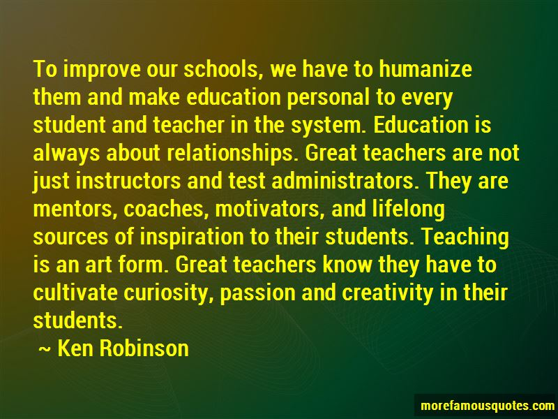 Teachers And Students Relationships Quotes Pictures 4