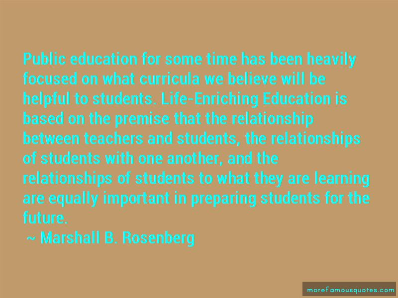 Quotes About Teachers And Students Relationships