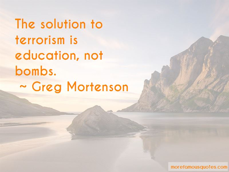 Terrorism And Education Quotes Pictures 2