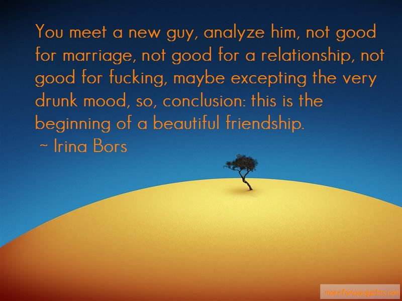 Quotes About The Beginning Of A New Relationship