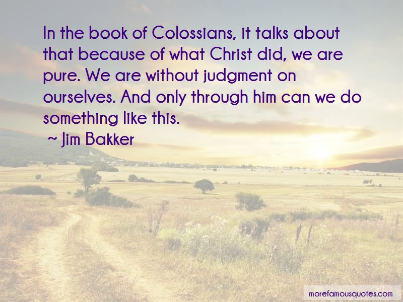 Quotes About The Book Of Colossians