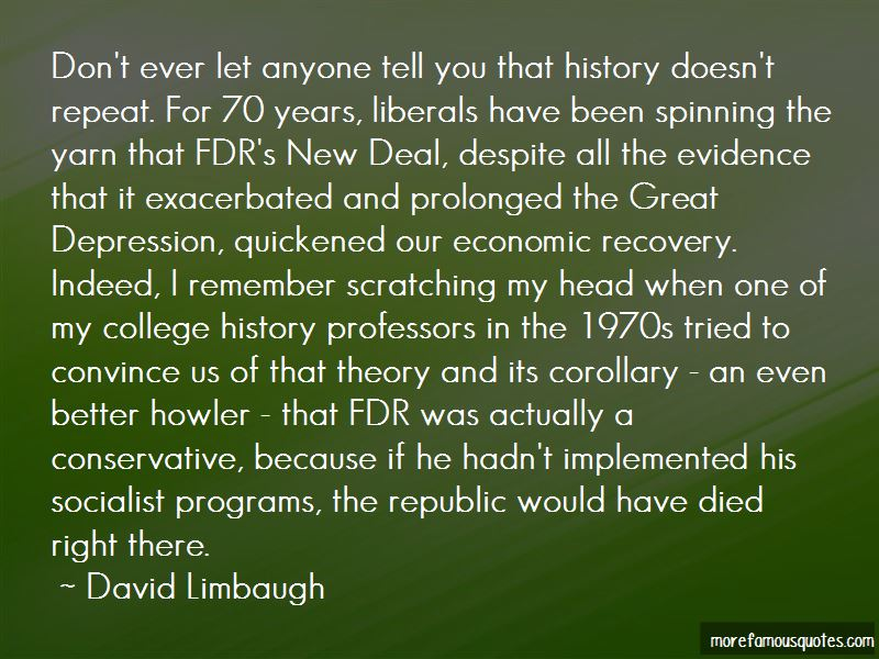 Quotes About The Great Depression Fdr