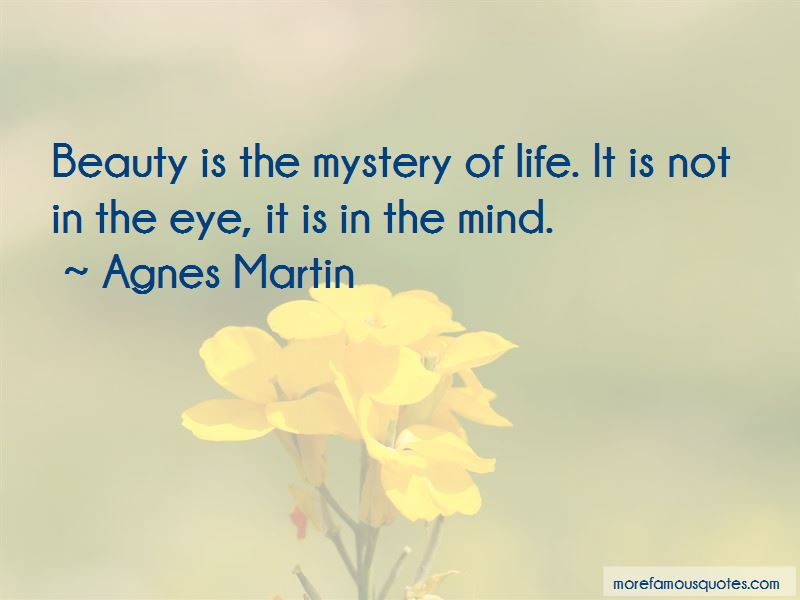 The Mystery Of Life Quotes Pictures 4