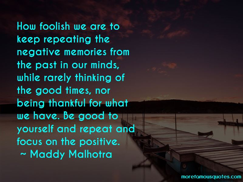 The Past Being Good Quotes Pictures 2