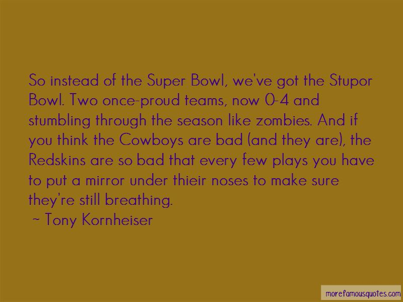 The Redskins Quotes Pictures 2