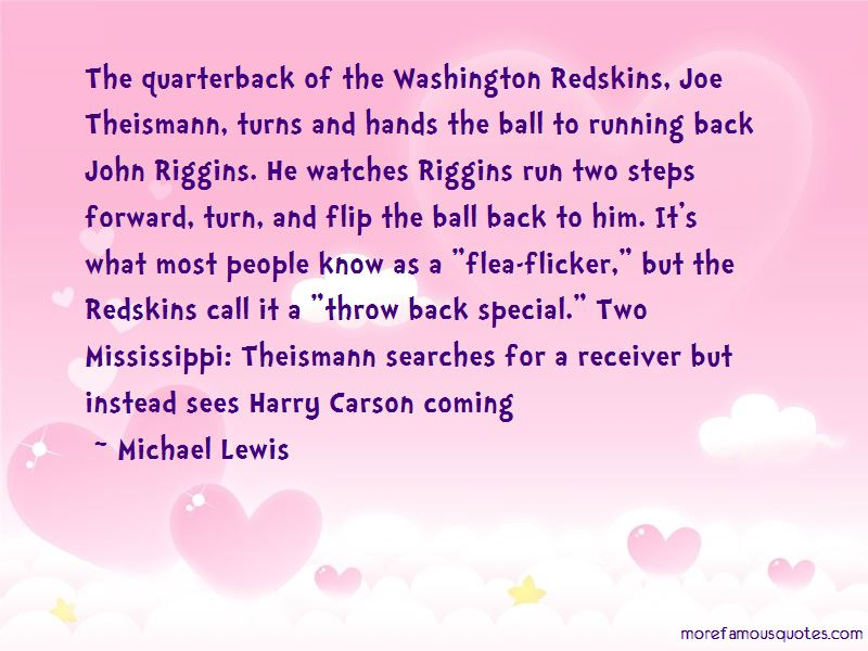 Quotes About The Redskins