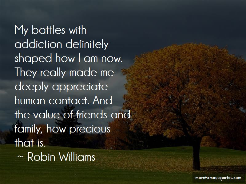 Quotes About The Value Of Friends And Family