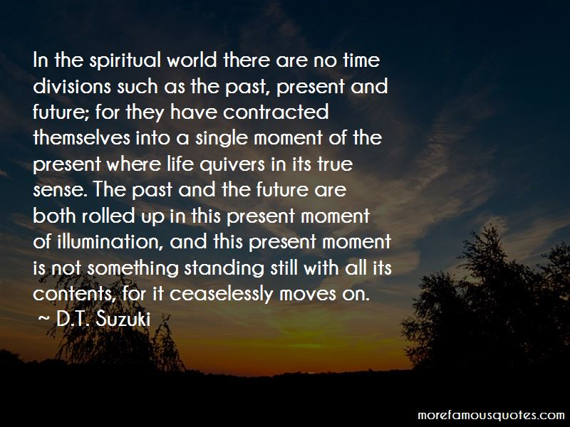 Quotes About Time Not Standing Still